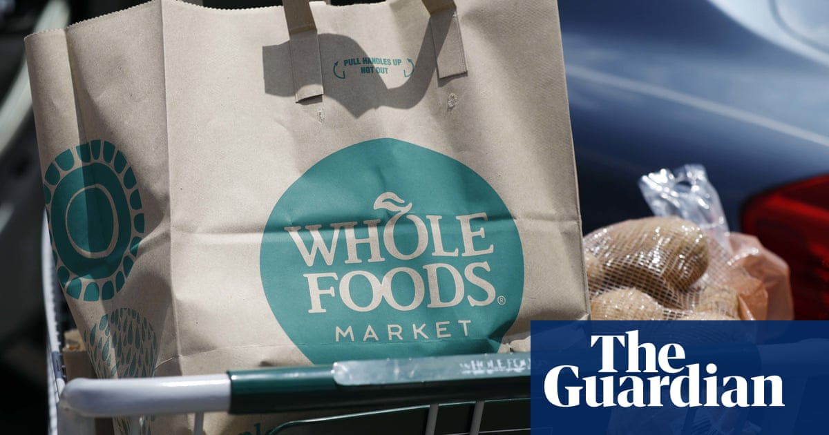 Whole Foods cuts workers' hours after Amazon introduces