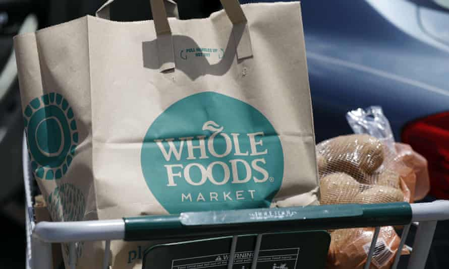 After Amazon's Whole Foods deal was announced, its stock price rose by more than the price it is paying for Whole Foods.