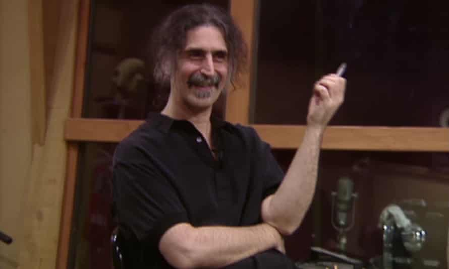 Frank Zappa in Zappa