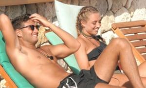 """'Love Island' TV show, Mallorca, Spain"""