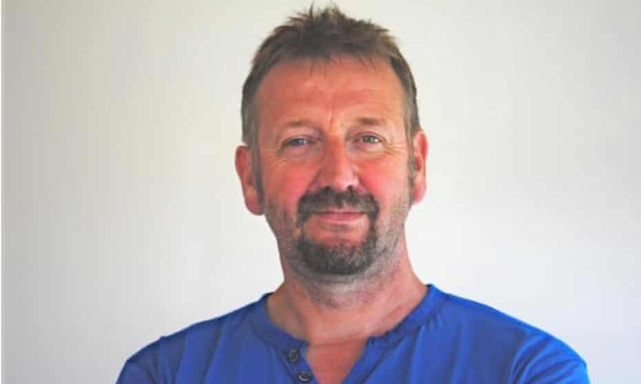 Paul Harrison.