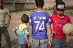How Mohamed Salah managed the impossible  to unite Egypt  4d3a1a2b9