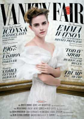 The Emma Watson Vanity Fair cover … The March is out now.