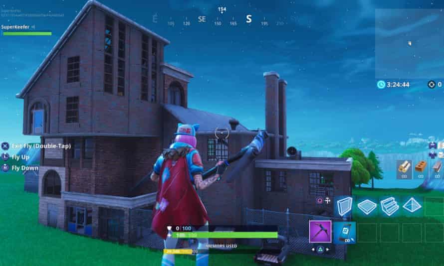 How To Skip Fortnite Intro Season 6 Fortnite S New Creative Mode A Game Changer Fortnite The Guardian