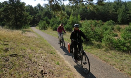 Lithuania Coastal Cycle trip offered by UTracks
