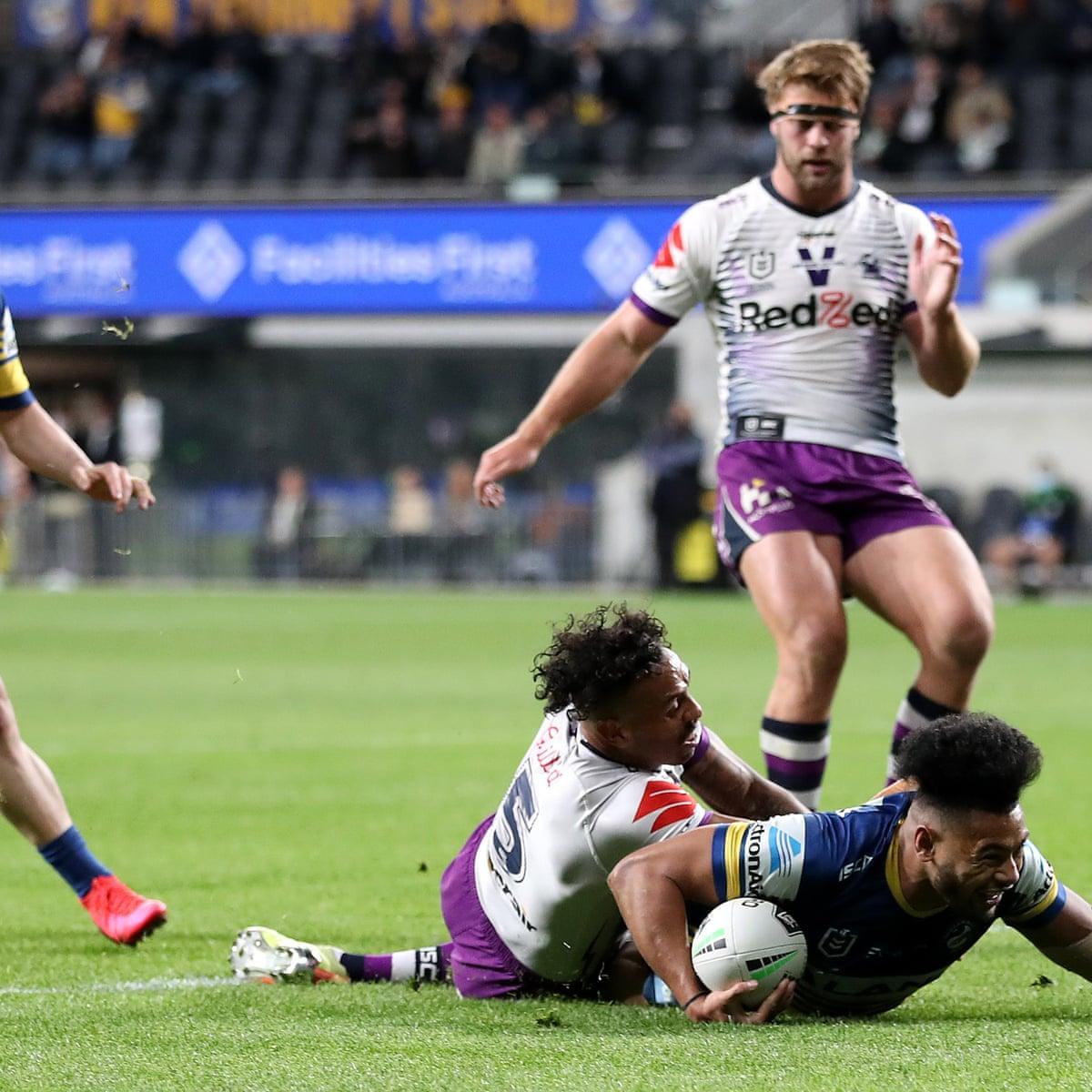Nrl 2020 Round 15 Parramatta Eels Shutout Melbourne Storm As It Happened Sport The Guardian