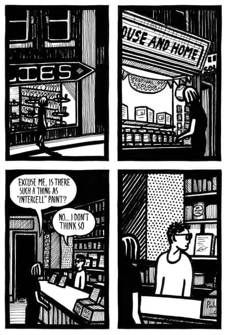 The New World: Comics from Mauretania by Chris Reynolds.