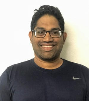 Niketh Sabbineni, tech entrepreneur.