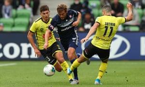 A-League, Melbourne Victory v Wellington