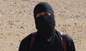 Briton Mohammed Emwazi was unmasked in February as 'Jihadi John'.