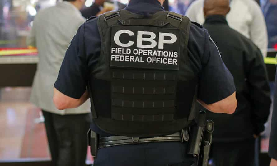 Customs and Border Protection said the boy had been diagnosed with a cold and a fever and promised 'an independent and thorough review of the circumstances'.