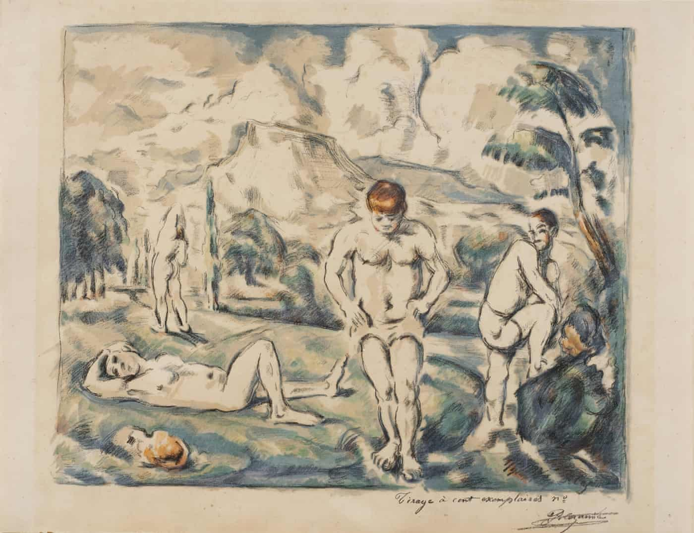 Cézanne captivates Manchester and Tudor England rears its many faces – the week in art