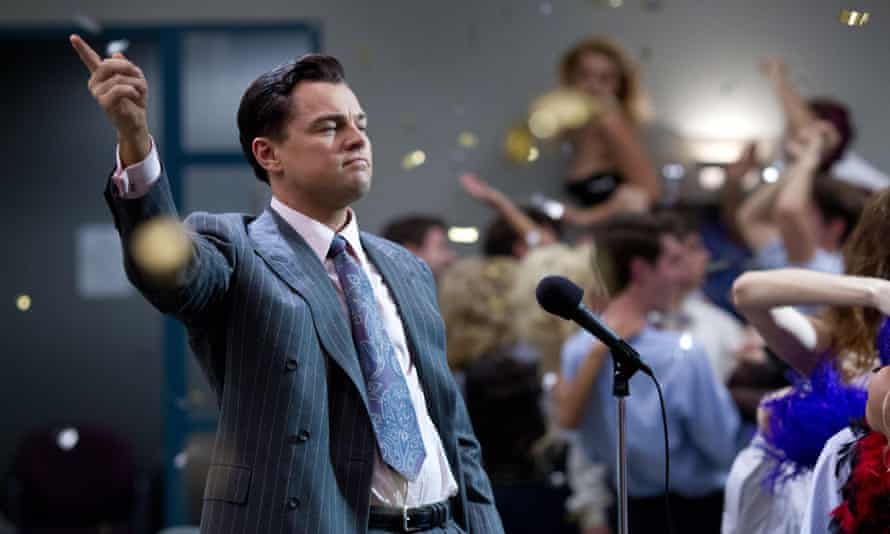 Nearly half of the 1,200 respondents to the survey believed it was likely that their competitors engaged in illegal or unethical activity – as extensively documented in Martin Scorsese's film The Wolf of Wall Street.