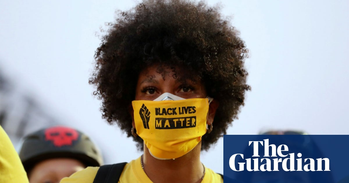 Nearly all Black Lives Matter protests are peaceful despite Trump narrative report finds – The Guardian
