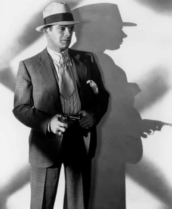 Paul Muni in Scarface.