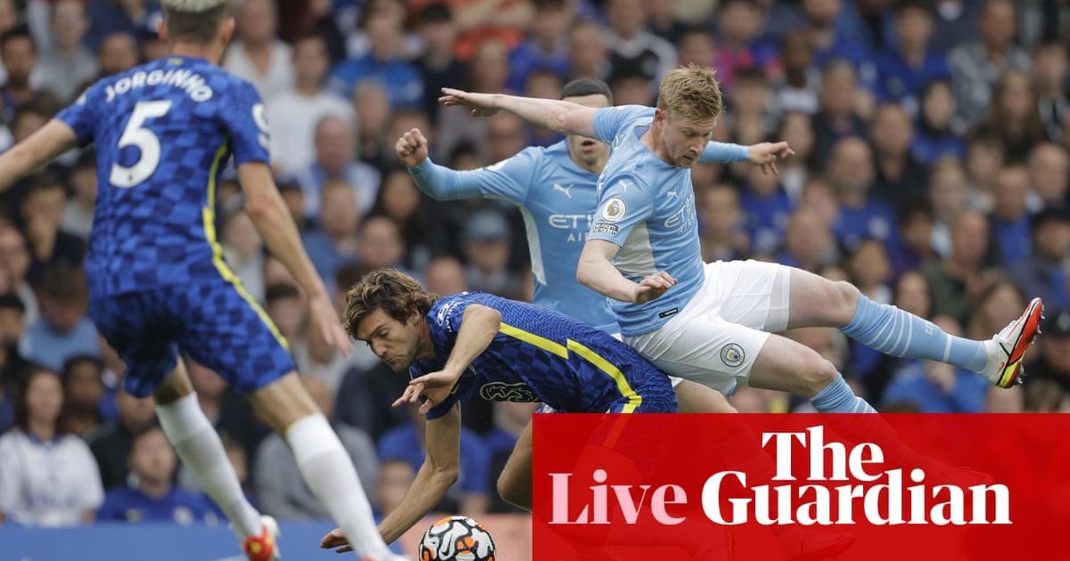 Chelsea v Manchester City: Premier League – live!