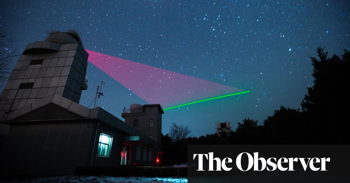China's great leap forward in science | Science | The Guardian