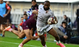 Toulon's Semi Radradra will return to rugby league necxt year but like Sonny Bill Williams before him, looks to have the ability to make an impact in union as well.