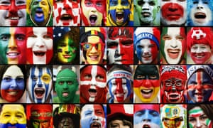 It's nearly time to get the face paint out.