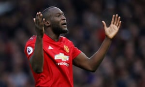 Romelu Lukaku joined Manchester United from Everton in the summer of 2017.