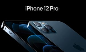 The new Apple iPhone 12 Pro and Pro Max have larger screens and new camera systems.