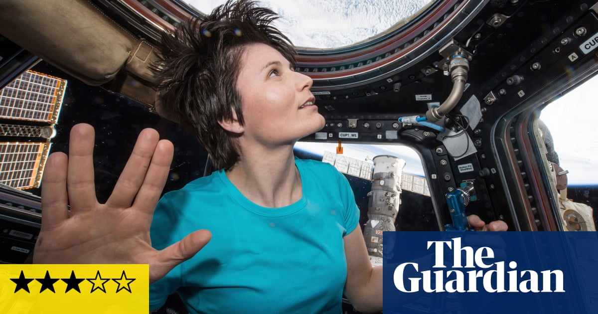 The Wonderful: Stories from the Space Station review – awe generators turned up to 11