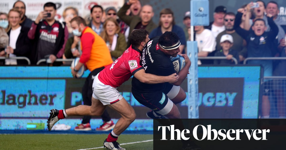 Mako and Billy Vunipola help Saracens fight back for win over Newcastle