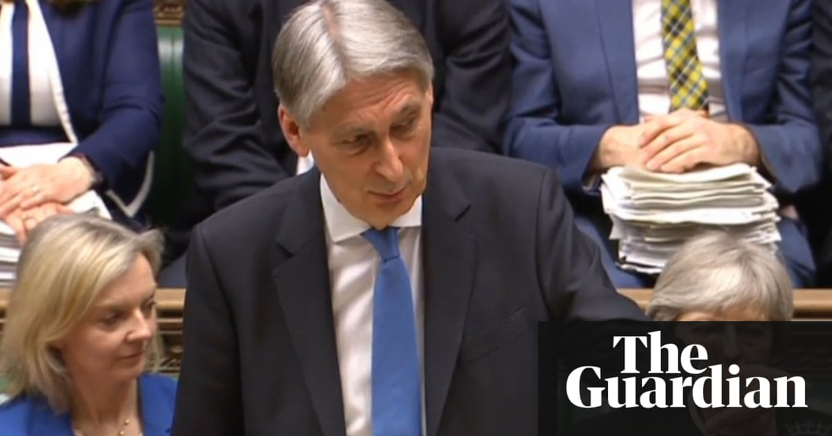 Hammond\'s zingers: the best jokes in the spring statement