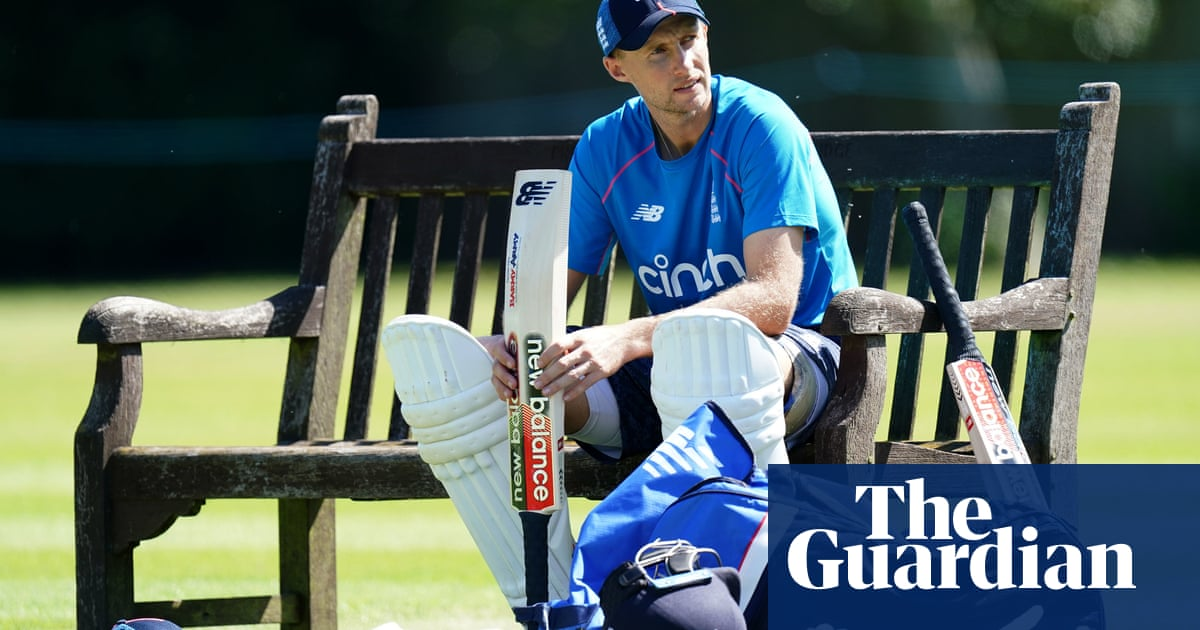 Edgbaston provides chance for Root and England to change the mood | Ali Martin