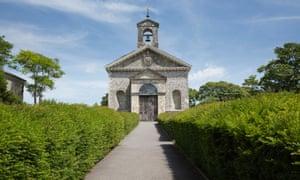 St Mary's Church in Glynde.