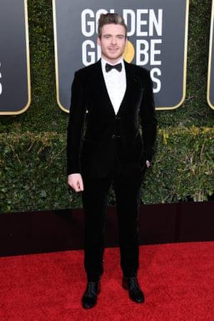 Bodyguard star Richard Madden.