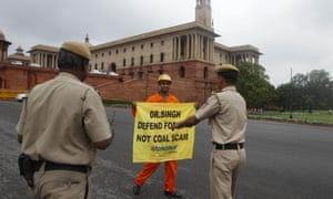 Greenpeace India activist in 2012