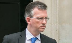 Digital secretary Jeremy Wright