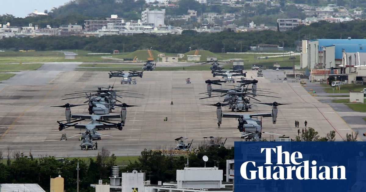 What is the US military\'s presence near North Korea? | US news | The ...