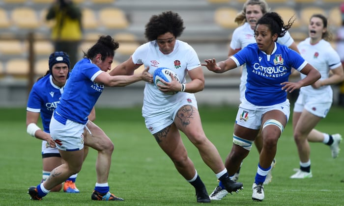 HIIT, ice and PCR: a week in the life of England women's rugby camp with Shaunagh Brown