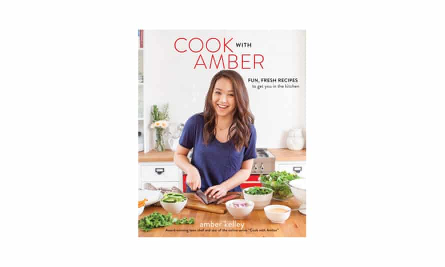 Cook With Amber, by Amber Kelley, £14.99, littlebrown.co.uk