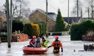 'At this time of crisis, we cannot go on as we are' … signs of the climate emergency in Moorland, Somerset.