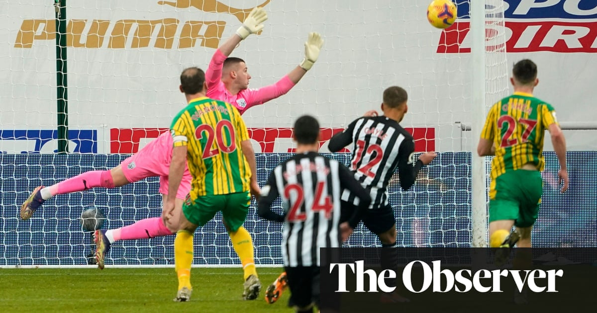 Dwight Gayle hits winner to give Newcastle win over West Brom