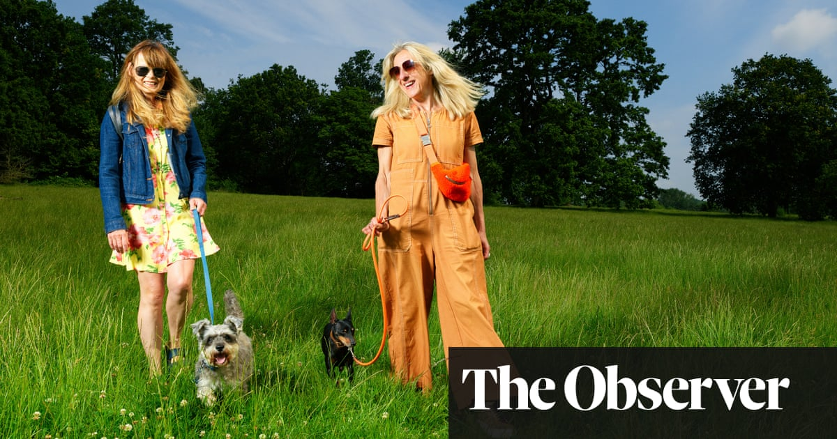 How to take the lead in dog walking – and earn unconditional love in return