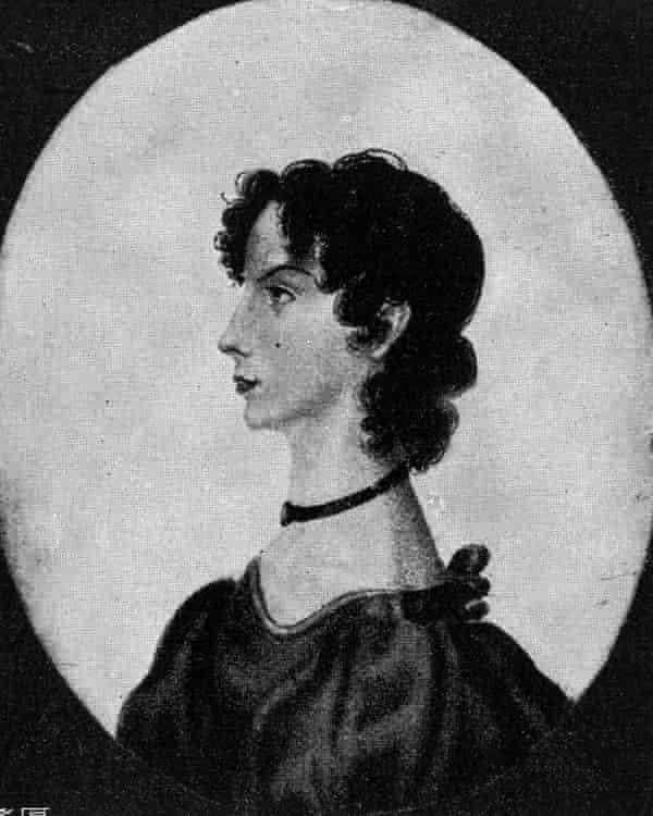 A portrait of Anne Brontë by Charlotte.