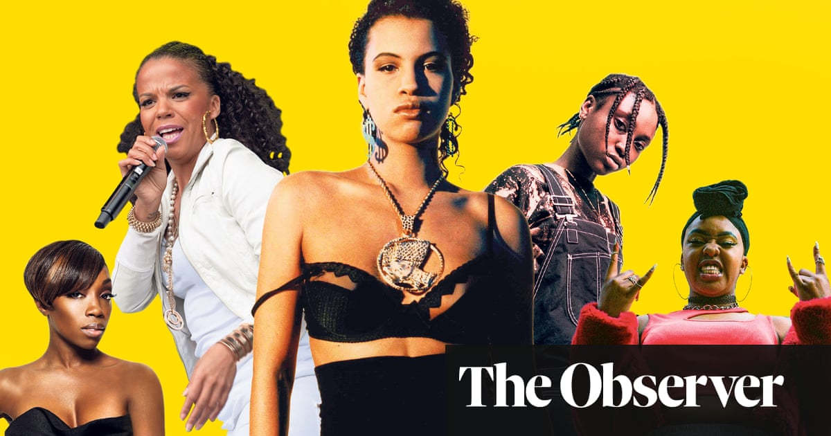Neneh Cherry: 'Rap is a kind of freedom'