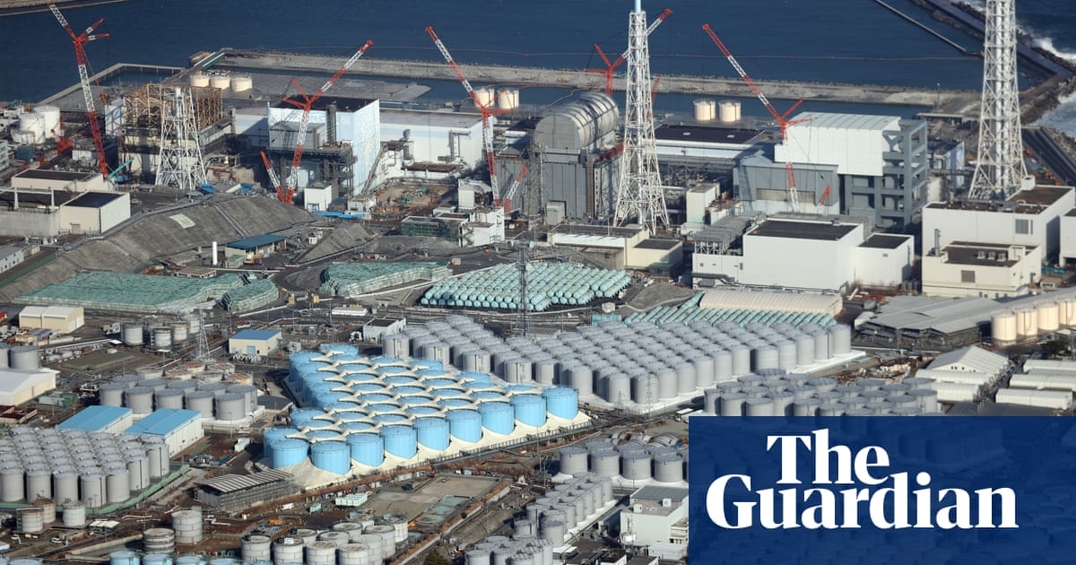 Japan scraps mascot promoting Fukushima wastewater dump