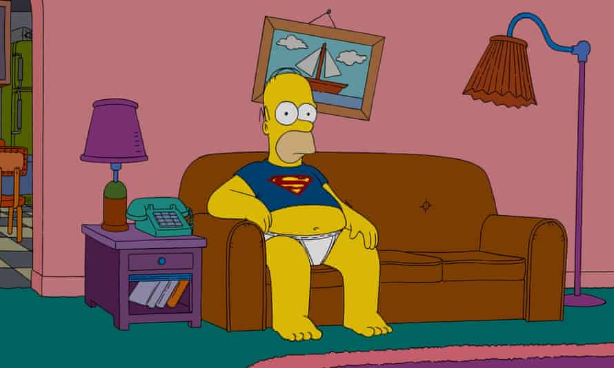 Bye-karamba? ... The Simpsons may be gone for good.