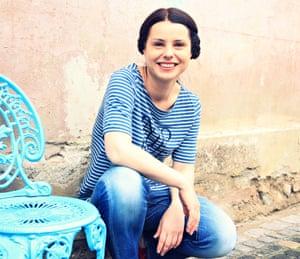 Gianina Cărbunariu