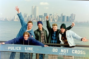 In New York, 1995.
