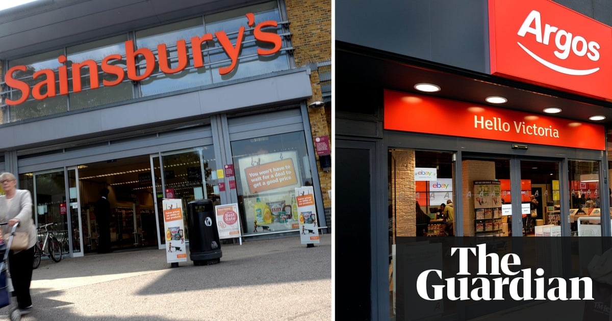 sainsbury s says 600 jobs could go in home retail group takeover