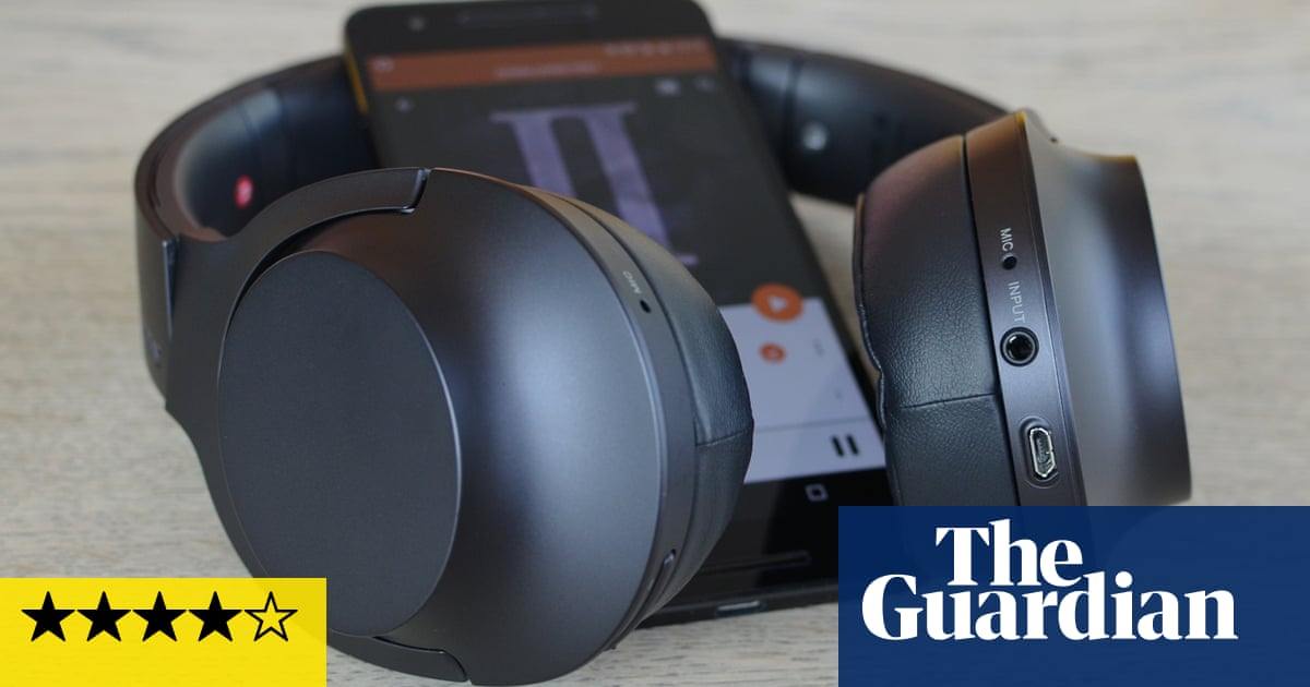 Sony h ear on Wireless NC headphones review: just shy of really