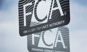 The Financial Conduct Authority logo