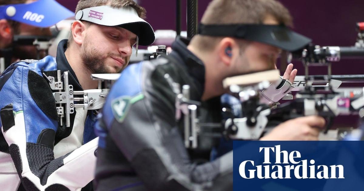 'I shot someone else's target': Ukraine's Serhiy Kulish suffers Olympic blunder
