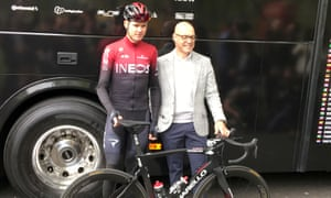 Chris Froome could leave Team Ineos and Dave Brailsford